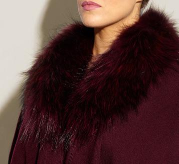 Plus Size Fur