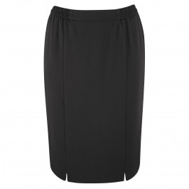 GODSKE SKIRT WITH ELASTICATED WAIST - Plus Size Collection