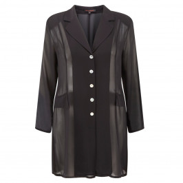MUREK DUSTER COAT - Plus Size Collection