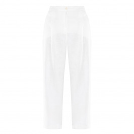 MARINA RINALDI CULOTTE WHITE - Plus Size Collection