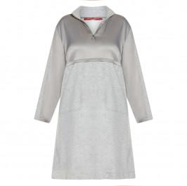 MARINA RINALDI JERSEY AND CUPRO DRESS - Plus Size Collection