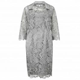 VEROMIA LACE DRESS AND BOLERO - Plus Size Collection