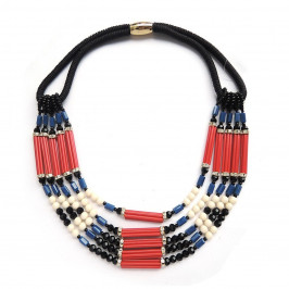 Vanity Her multi-strand NECKLACE - Plus Size Collection