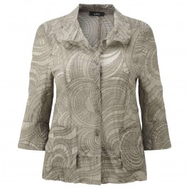 WILLE COTTON SHIRT-JACKET - Plus Size Collection