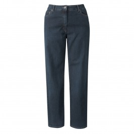 NP BLUE DENIM STRAIGHT LEG JEANS - Plus Size Collection