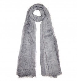 BEIGE label monochrome SCARF - Plus Size Collection