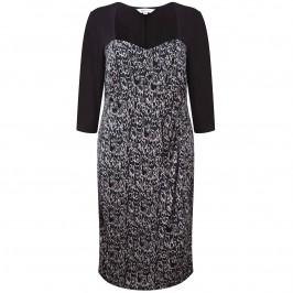 ANNA SCHOLZ SILK DRESS - Plus Size Collection