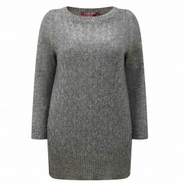Marina Rinaldi Sport Knitted Tunic - Plus Size Collection