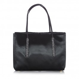 Abro small embellished black tote BAG - Plus Size Collection