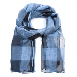 ALEXANDRA SCHMITZ CHECK SCARF - Plus Size Collection