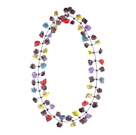 Annemieke Broenink Multicoloured NECKLACE - Plus Size Collection