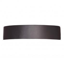 Ashley Graham x Marina Rinaldi leather waist belt - Plus Size Collection