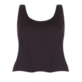 Ashley Graham x Marina Rinaldi stretch bustier top - Plus Size Collection