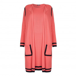 BASLER Coral Dress & Coat - Plus Size Collection