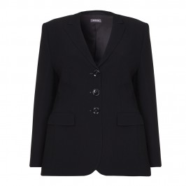 BASLER BLACK TAILORED BLAZER - Plus Size Collection