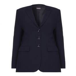 BASLER NAVY TAILORED BLAZER - Plus Size Collection