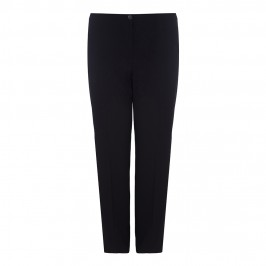 BASLER BLACK TAILORED SUITING TROUSERS - Plus Size Collection