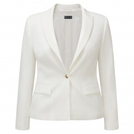 Beige Plus JACKET - Plus Size Collection