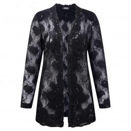 GEORGEDé black lace JACKET - Plus Size Collection