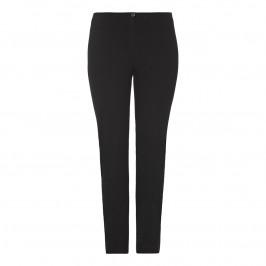 BEIGE NARROW LEG STRETCH JEANS - BLACK - Plus Size Collection