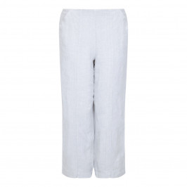 BEIGE LABEL PURE LINEN TROUSERS - Plus Size Collection
