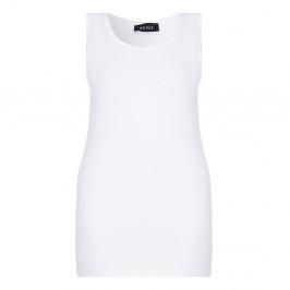BEIGE VEST - white - Plus Size Collection