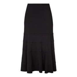 BEIGE label black FULL LENGTH SKIRT - Plus Size Collection