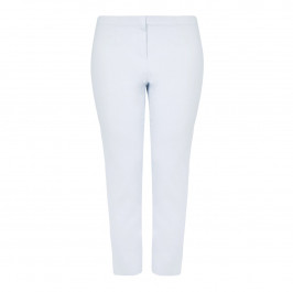 BEIGE label grey technostretch TROUSERS - Plus Size Collection