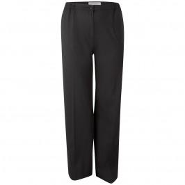 Marina Rinaldi black elasticated waist darted trousers - Plus Size Collection