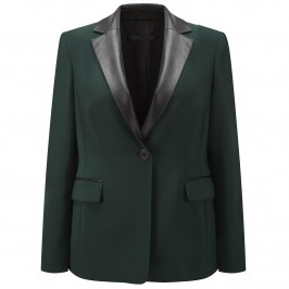 Marina Rinaldi Forest Green Jacket - Plus Size Collection