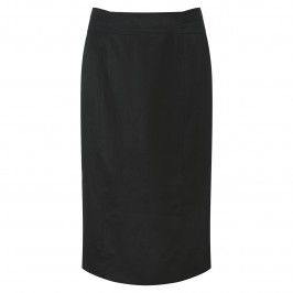 MARINA RINALDI LINEN SKIRT - Plus Size Collection
