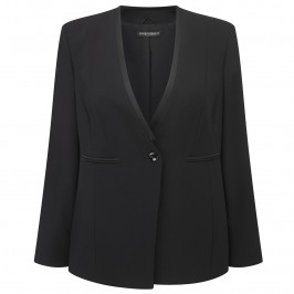 Marina Rinaldi Tailored black Jacket - Plus Size Collection
