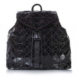 C.L Trading METALLIC Black APPLIQUE BACKPACK - Plus Size Collection
