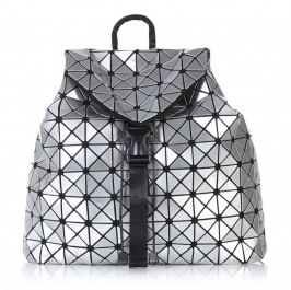 C.L Trading METALLIC SILVER APPLIQUE BACKPACK - Plus Size Collection