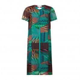 CHALOU Dress & Coat ensemble - Plus Size Collection
