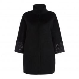 ELENA MIRO WOOL COAT - Plus Size Collection