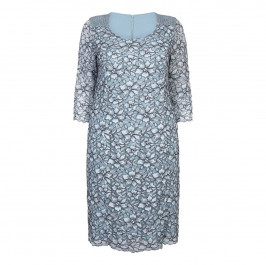 ELENA MIRO MINT LACE DRESS - Plus Size Collection
