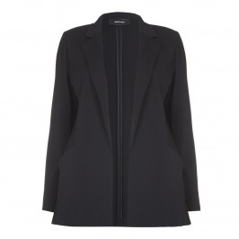 ELENA MIRO black tailored JACKET - Plus Size Collection