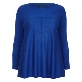 ELENA MIRO KNIT TUNIC - Plus Size Collection