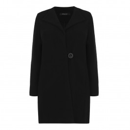 ELENA MIRO LONG textured JACKET - Plus Size Collection