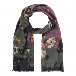 ELENA MIRO PURE WOOL SCARF - Plus Size Collection