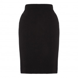 ELENA MIRO BLACK PENCIL SKIRT - Plus Size Collection