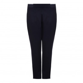 ELENA MIRO navy tracksuit TROUSERS  - Plus Size Collection