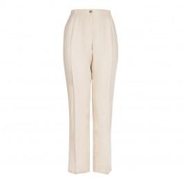 ELENA MIRO wide leg linen TROUSERS - Plus Size Collection