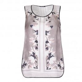 ELENA MIRO silky sleeveless TUNIC - Plus Size Collection
