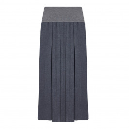 ELENA MIRO maxi SKIRT fold-over waistband - Plus Size Collection