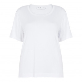 GAIA CLASSIC T-SHIRT WHITE - Plus Size Collection