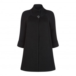 Georgedé BLACK EVENING JACKET - Plus Size Collection