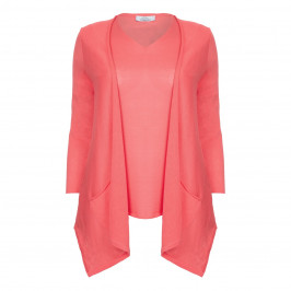 KARIN CORAL ULTRALIGHT KNITTED CARDIGAN + SWEATER  - Plus Size Collection