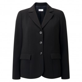 Habella Black suiting JACKET - Plus Size Collection